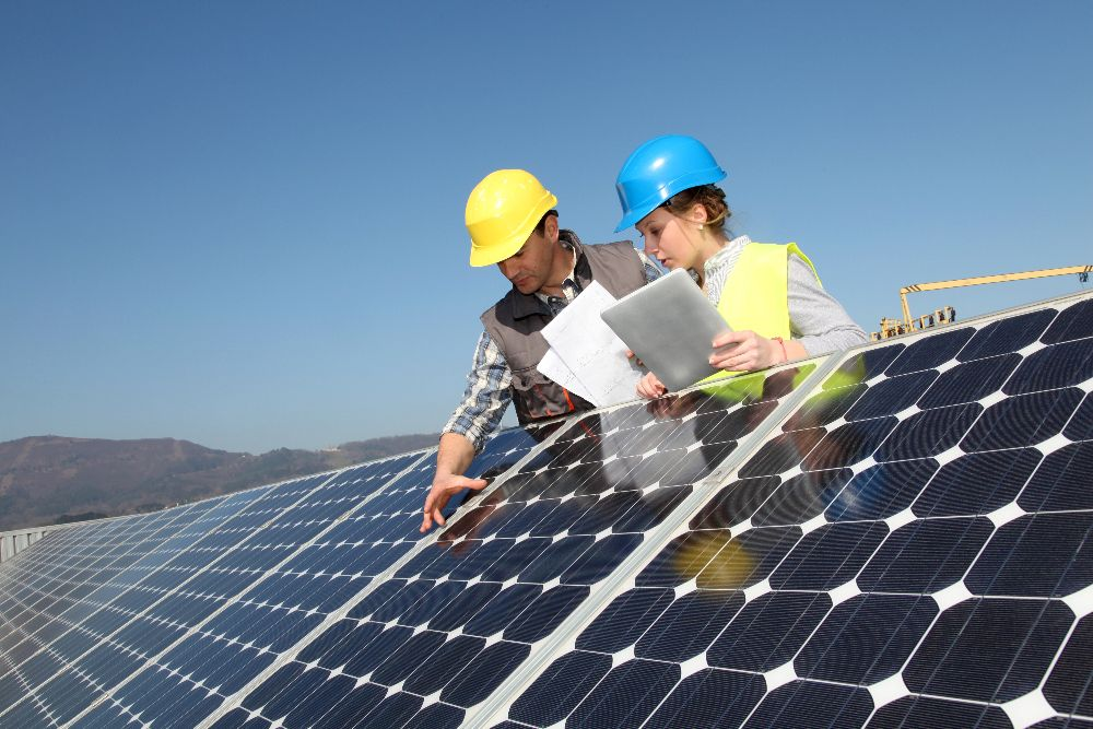 Call for Renewable Energy Apprenticeships to Help Meet Green Targets