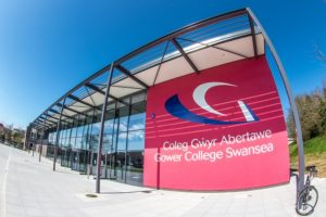 Gower College Swansea and Cardiff University Partner to Upskill Wales' Engineering Industry
